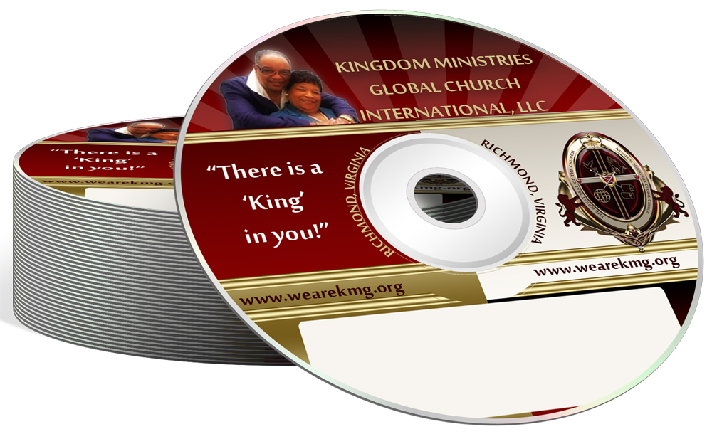 Cd Dvd Cases And Labels  Anointed Fire